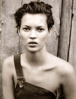 Kate Moss, de ex van Johnny