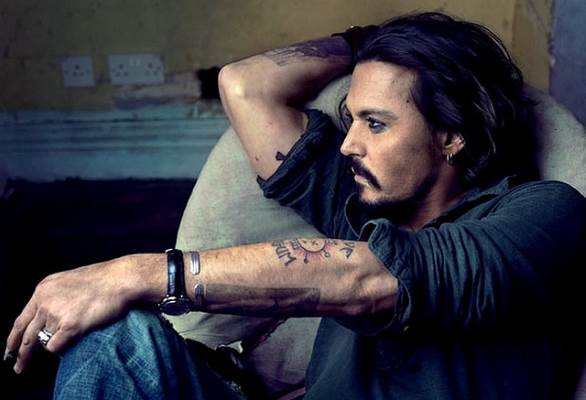johnny depp op facebook