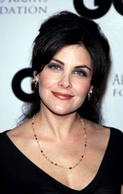 Sherilyn Fenn, ex van Johnny